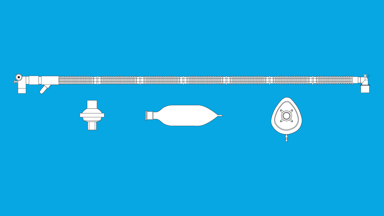 Circuito tipo bain Pediátrico